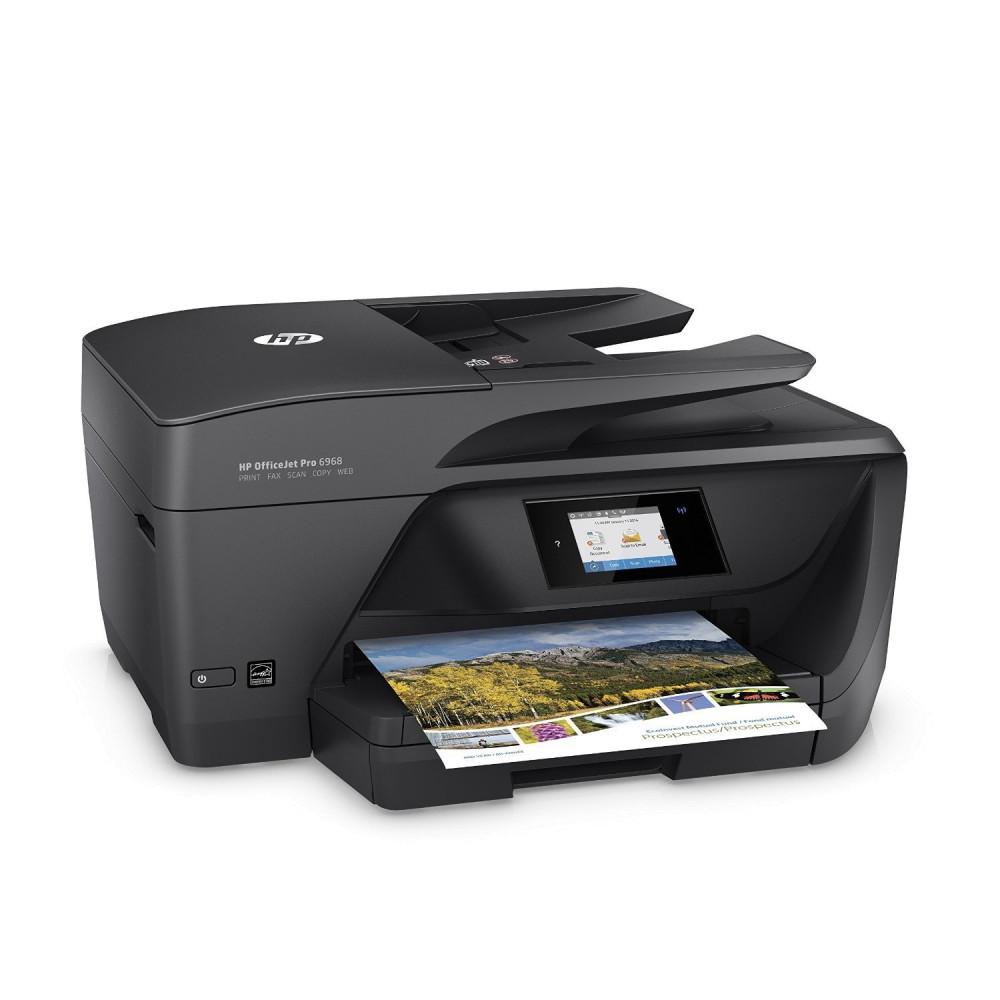 Hp Officejet Pro 6978 Wireless All In One Photo Printer