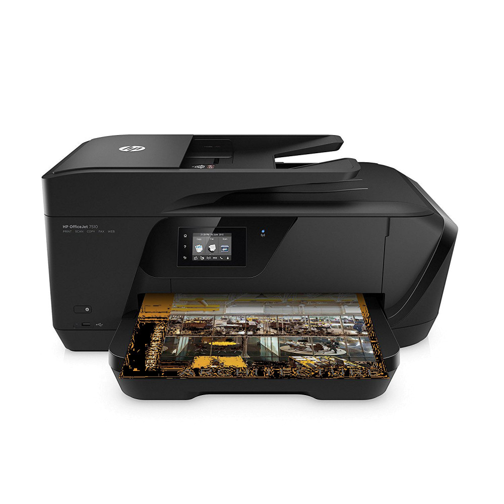 Hp Officejet 7510 Wide Format All In One Printer With