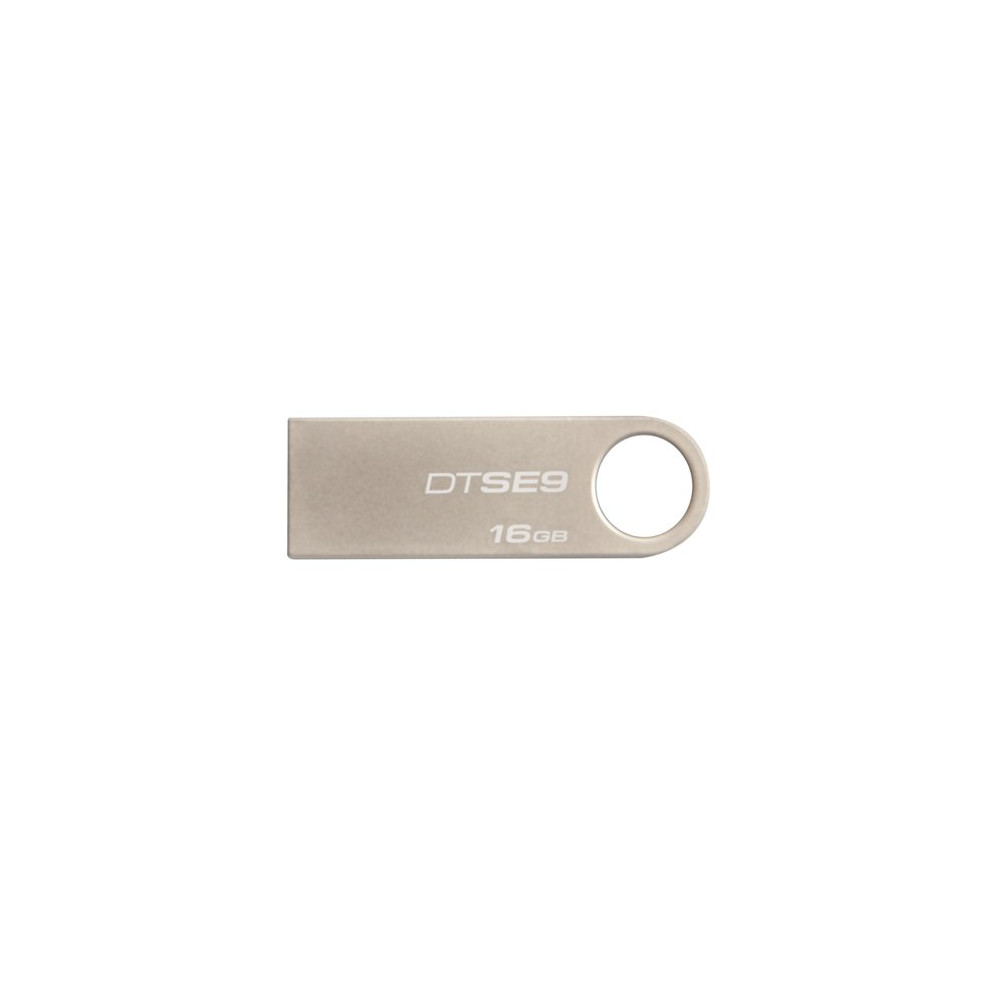 Kingston Digital DataTraveler SE9 16GB USB 2.0 Flash Drive